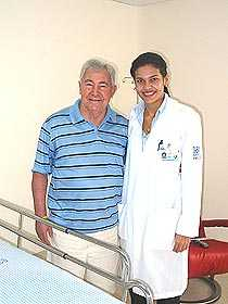 Iodoterapia: Resultados animam médicos e pacientes