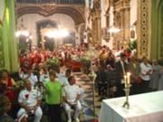 Paróquia de Sant'Ana homenageia o Hospital