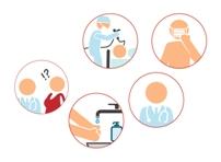 5 atitudes para reduzir o risco de infecções