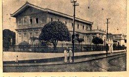 Inaugaração do Hospital Português