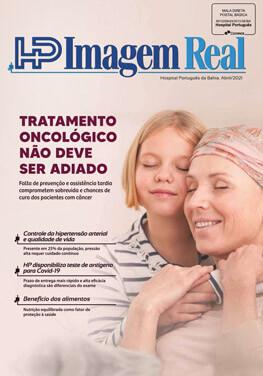 Revista Imagem Real: Tratamento oncológico não deve ser adiado